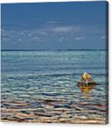 Sturgeon Bay Lake Michigan Canvas Print