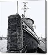 Sturgeon Bay Tug Boat Canvas Print