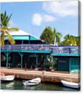 Stxx  Christiansted Us Virgin Islands Canvas Print