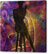 Stylin 3 Canvas Print