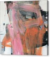 Subconscious Impressions Canvas Print