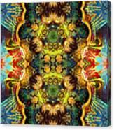 Subconscious Sacred Scrolls Canvas Print