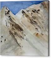 Sublime Slopes Canvas Print