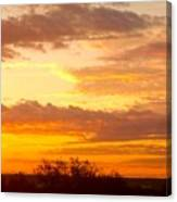 Sublime Sunrise Canvas Print
