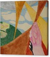 Subteranian  Canvas Print