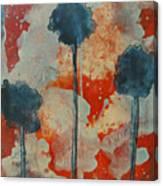 Sueno-del-verano Canvas Print