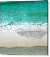 Sugar Sand Beach Canvas Print