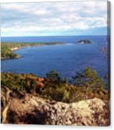 Sugarloaf Mountain In Autumn Canvas Print
