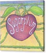 Sugarplum #2 Canvas Print