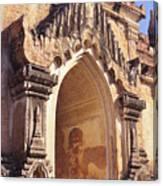 Sulamani Temple Canvas Print