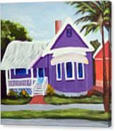 Sulliivan Street Ladies Canvas Print