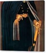Sultan Mahmud II Canvas Print