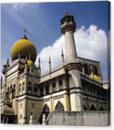 Sultan's Palace In Kuala Lumpar Canvas Print