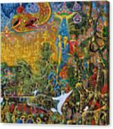 Sumac Icaro Canvas Print