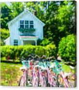 Summer Afternoon In The Hamptons Canvas Print