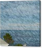 Summer Afternoon Sail Canvas Print