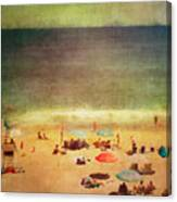 Summer At The Cape Iv Canvas Print