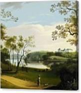 Summer Attire Canvas Print