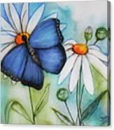 Summer Blue Canvas Print