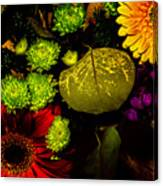 Summer Boquet Canvas Print