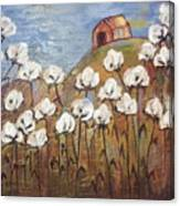 Summer Cotton Canvas Print