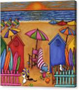 Summer Delight Canvas Print