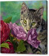 Summer Fragrance Canvas Print
