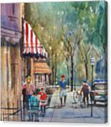 Summer In Cedarburg Canvas Print