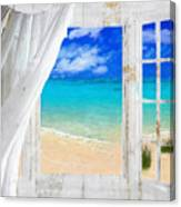 Summer Me Iv Canvas Print