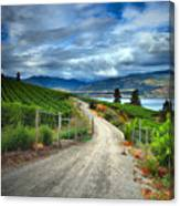 Summer Passages Canvas Print
