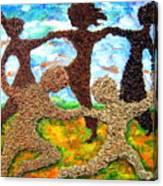 Summer Prairie Dance Canvas Print