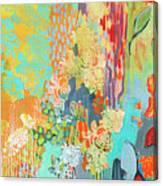 Summer Rain Part 3 Canvas Print