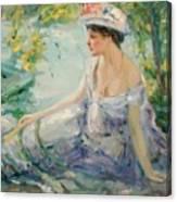 Summer Reverie Canvas Print