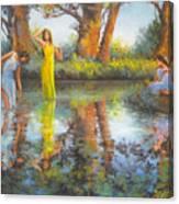 Summer Romantism. Canvas Print