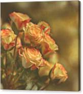 Summer Roses #2 Canvas Print