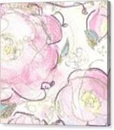 Summer Roses 2010 Canvas Print