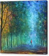 Summer Scent Canvas Print