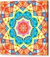 Summer Star Canvas Print