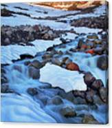 Summerland Creek Canvas Print