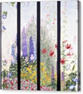 Summerscreen Canvas Print
