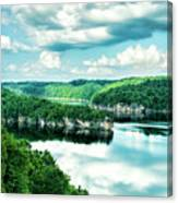 Summertime At Long Point Canvas Print