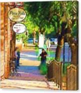 Summerville Sc Canvas Print