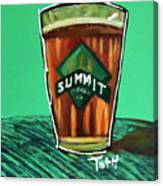 Summit 2 Canvas Print