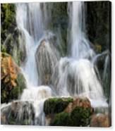 Summit Creek Waterfalls Canvas Print