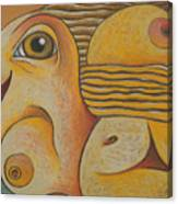 Sun  2001 Canvas Print