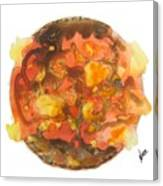 Sun Flares Canvas Print