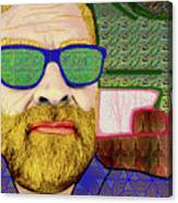 Sun Glasses Canvas Print