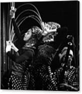 Sun Ra Arkestra And Dancers Canvas Print
