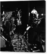 Sun Ra Arkestra At The Red Garter 1970 Nyc 1 Canvas Print