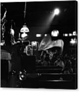 Sun Ra Arkestra At The Red Garter 1970 Nyc 17 Canvas Print